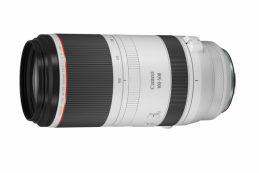 Спецификации Canon RF 100-500mm F4.5-7.1 L IS USM