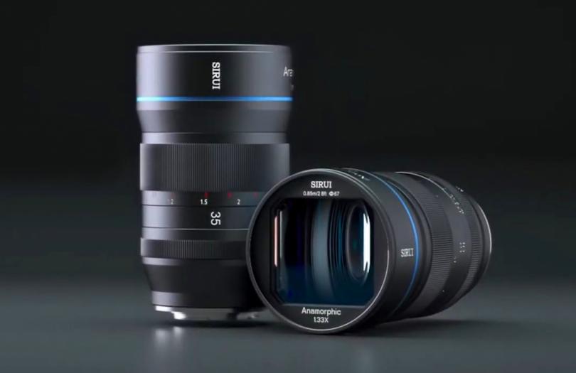 Sirui 35mm f/1.8 1.33x Anamorphic можно будет заказать в августе