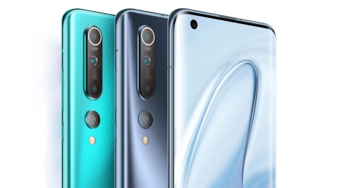 Xiaomi Mi 11 может получить камеру на 192 мегапикселя