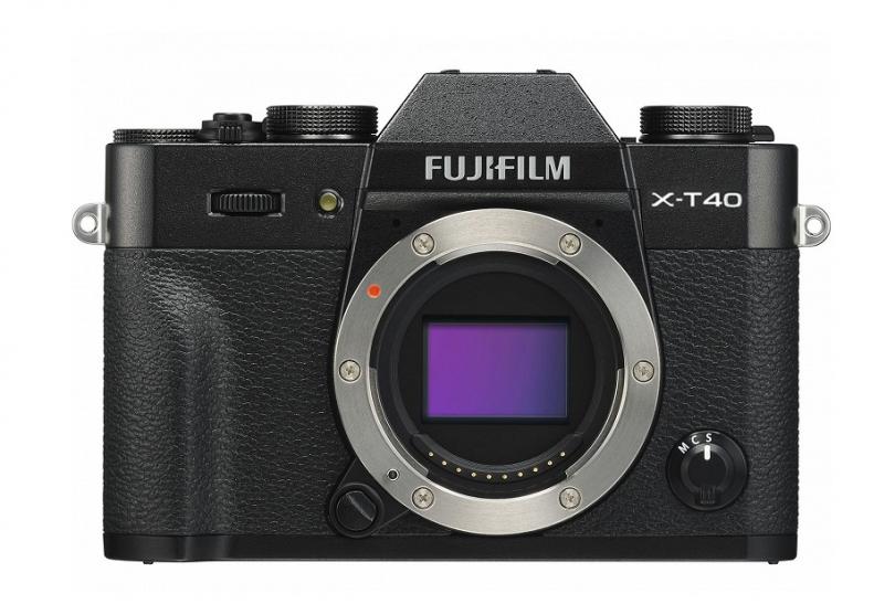 Fujifilm выпустит новую камеру среднего класса
