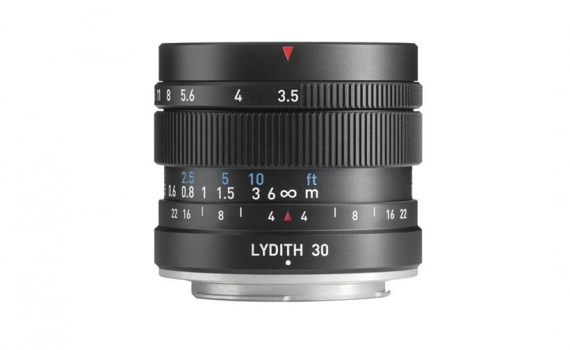Meyer Optik Görlitz Lydith 30 f3.5 II уже в продаже