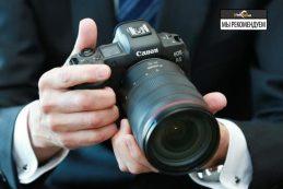Canon прокачала EOS R5, выпустив прошивку 1.1.0