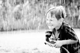 Фотосъемка под дождем