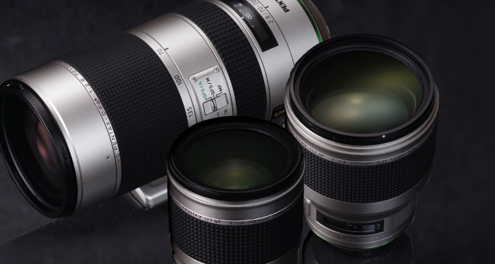 Ricoh представила PENTAX K-1 Mark II Silver Edition и три объектива D FA ★ Silver Edition