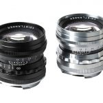Скоро представят две модели Voigtlander NOKTON Vintage Line 50mm f/1.5 Aspherical II