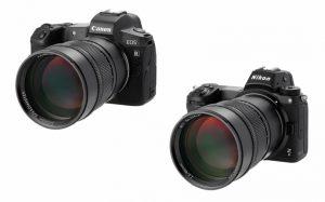 Mitakon Speedmaster 85mm f/1.2 — теперь и для Nikon Z и Canon RF