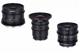 Venus Optics представила Laowa 9mm T2.9, 12mm T2.9 и 15mm T2.1 «Zero-D» для Canon RF