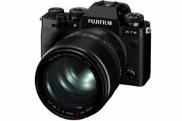 Названа российская цена Fujifilm FUJINON XF 50mm f/1 R WR