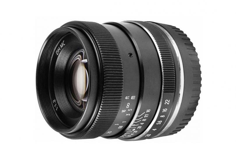 Pergear 35mm f/1.2 — теперь и для Fujifilm X, Sony E, Canon EOS M и MFT