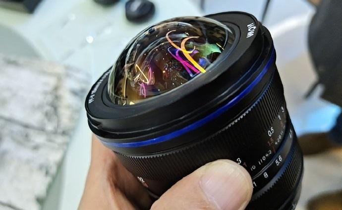LAOWA FF-S 15mm f/4.5 W-Dreamer будет представлен в ближайшеее время