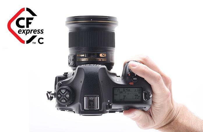 Nikon выпустит прошивки для использования карт CFexpress Type B с D5, D850 и D500 до конца года