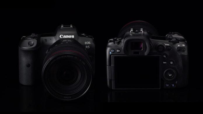 Canon EOS R5 получит поддержку Cinema RAW Light