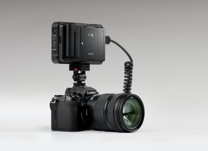Panasonic Lumix S5 получит возможность записи ProRes RAW