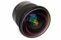 Сверхширокоугольный Meike 8mm f/3.5 Fisheye выпущен для Nikon Z