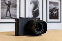 Leica представила модель Q2 Monochrome