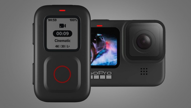 The Remote может управлять пятью камерами GoPro