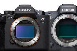 Sony A7SIII и Canon EOS R5 появились в продаже в России