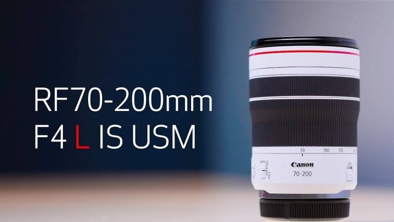 Поставка Canon RF 70-200mm f/4L IS USM задерживается