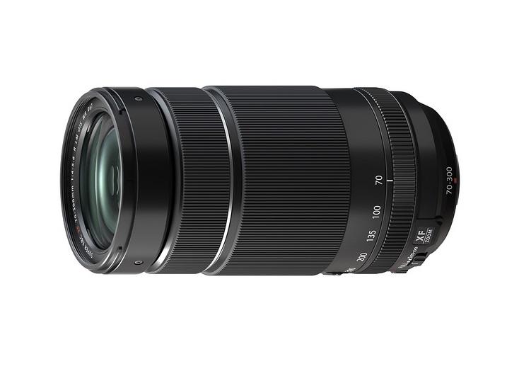 FUJINON XF70-300mmF4-5.6 R LM OIS WR представлен официально
