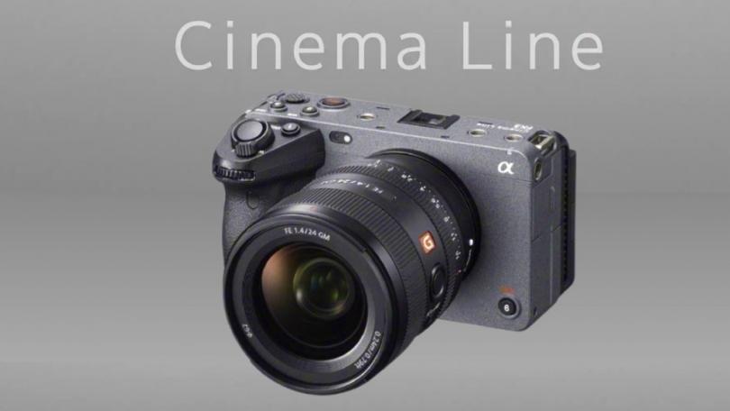 Sony добавляет компактную полнокадровую FX3 в линейку Cinema Line
