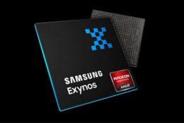 Samsung и AMD представят процессор для смартфонов