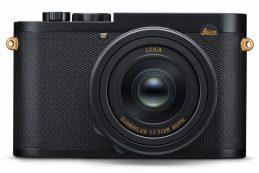 Leica представит Q2 Daniel Craig x Greg Williams