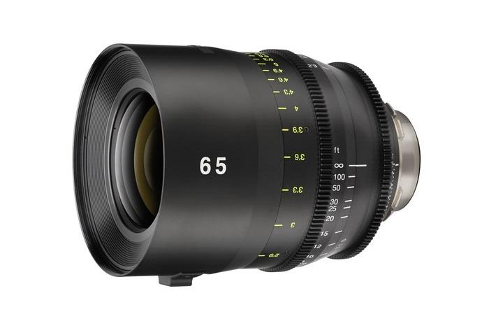 Tokina 65mm T1.5 Cinema Vista Prime предназначен для видеосъемки