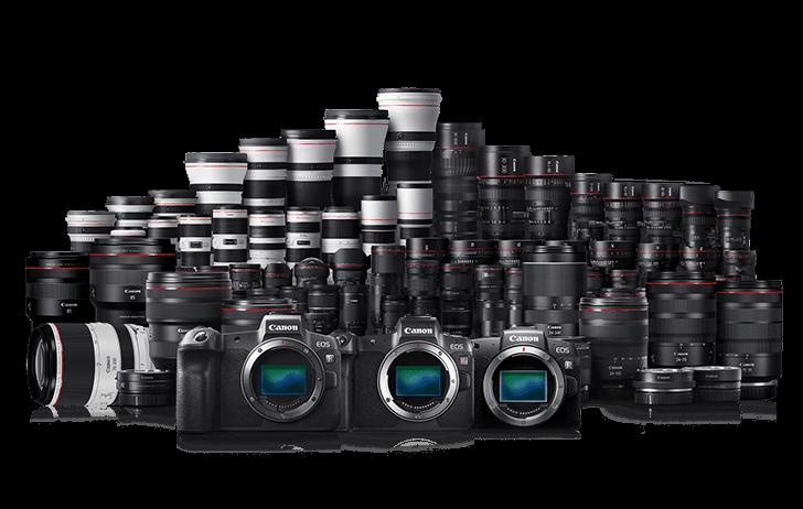 Canon — производитель фототехники №1 уже 18 лет подряд