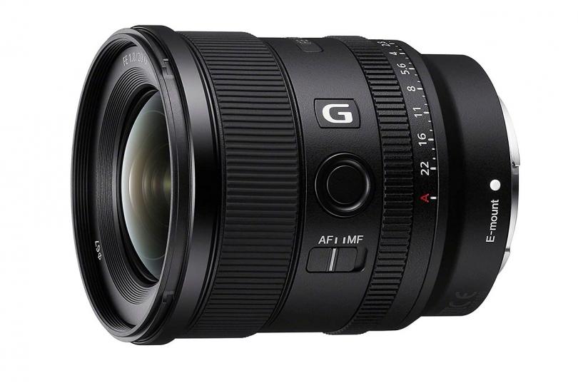 Три новых объектива Sony FE серии G представят в ближайшее время