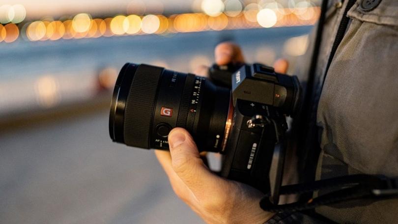 Sony FE 35mm F1.4 GM имеет дефект