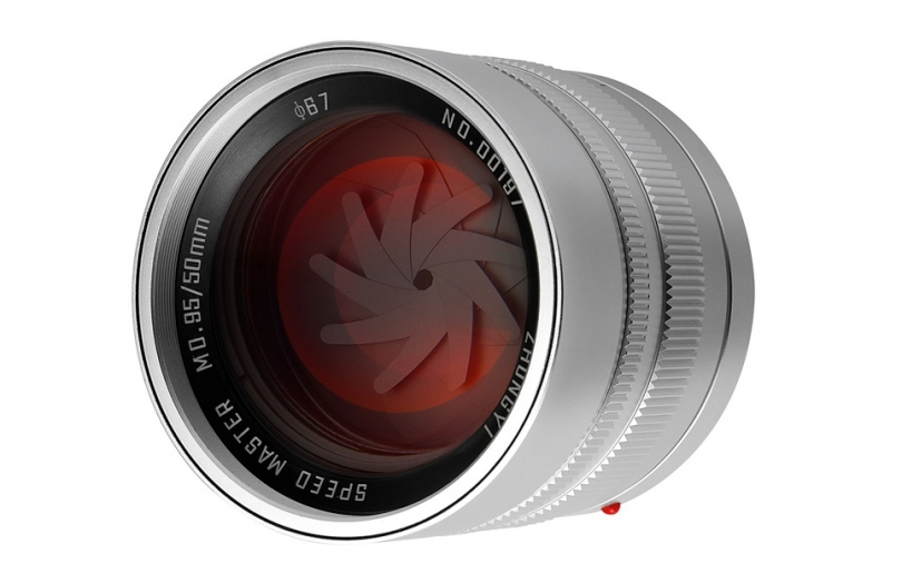 Mitakon SPEEDMASTER 50mm f/0.95 выпущен под Leica M