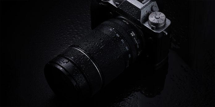 Fujifilm зарегистрировали новую камеру