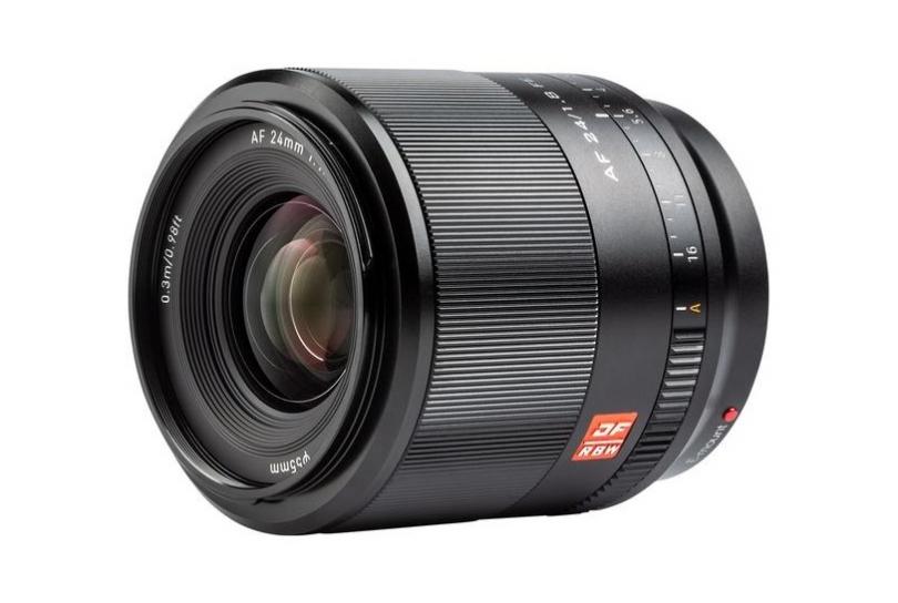 Viltrox AF 24mm F1.8 FE уже можно заказать