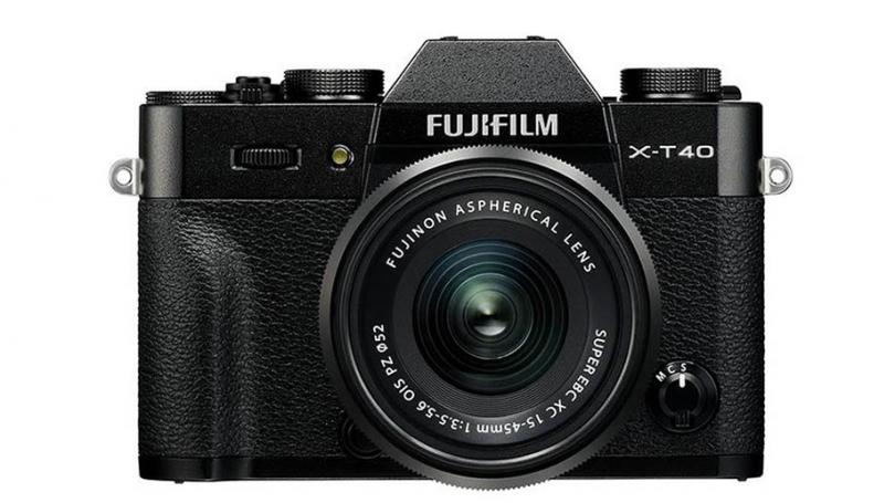 Fujifilm X-T40 получит систему стабилизации IBIS?