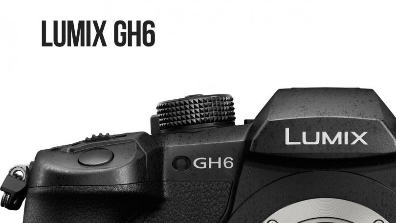Panasonic Lumix GH6 появится в этом году
