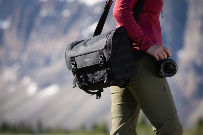 Lowepro ProTactic MG 160 AW II — новая плечевая сумка с модульным дизайном