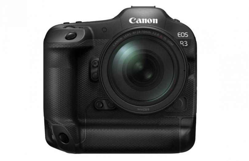 Canon в ближайшее время объявит о разработке EOS R3
