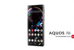 Анонсирован смартфон Sharp Aquos R6: камера от Leica с дюймовой матрицей