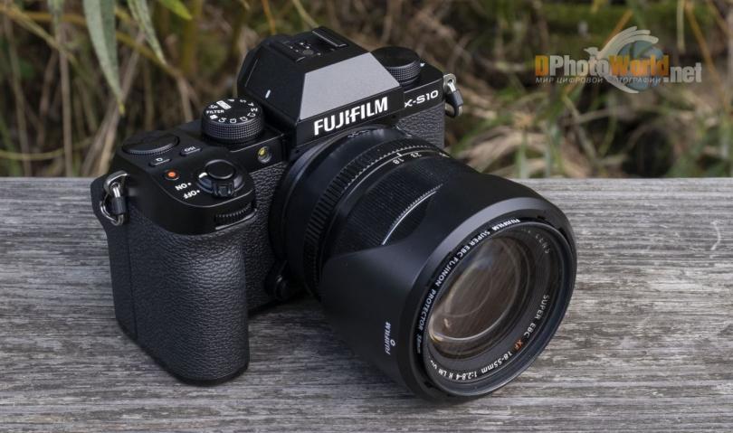 FUJIFILM уведомила о нехватке комплектующих для своей фототехники