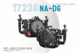 Аквабокс Nauticam NA-D6 для Nikon D6 уже можно заказать