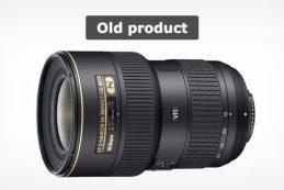 Nikon прекратила выпуск нескольких объективов с байонетом F