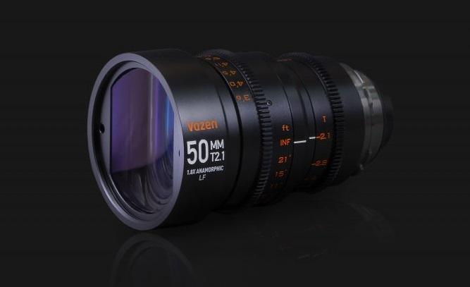 Анонс анаморфотного объектива Vazen 50mm T2.1 1.8X FF