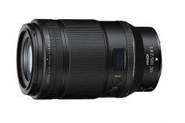 Nikon представляет макрообъективы Nikkor Z MC 105mm F2.8 VR S и MC 50mm F2.8