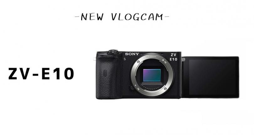 Объявление камеры Sony ZV-E10 отложено