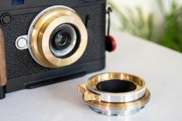 Omnar — новый производитель оптики для Leica M из Шотландии