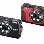 Анонс RICOH WG-7, водонепроницаемой компактной фотокамеры