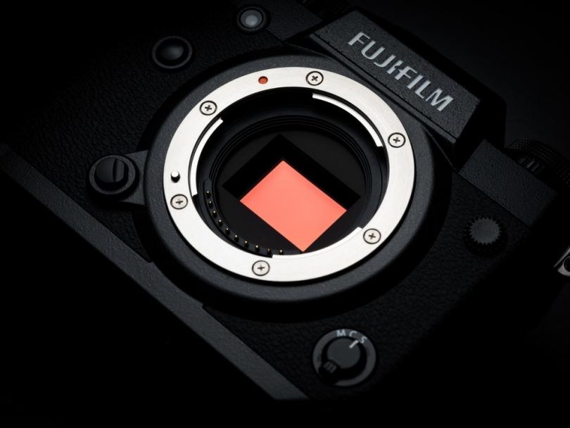 Fujifilm X-H2 будет записывать видео 8K?