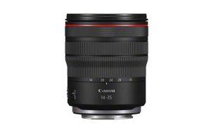 Спецификации Canon RF 14-35mm F4 L IS USM