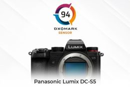 Специалисты DXOMARK поставили 94 балла на тесте Panasonic Lumix DC-S5