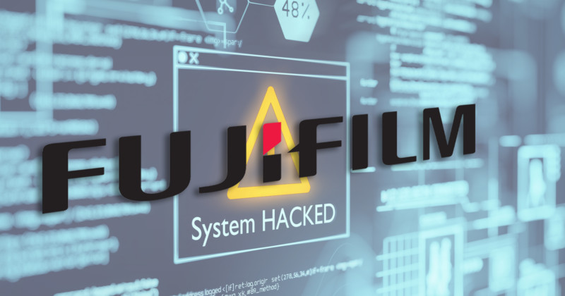 Серверы FUJIFILM подверглись кибератаке и отключены